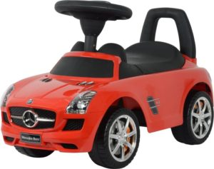 Περπατούρα Mercedes-Benz SLS AMG-Red (332-RED)