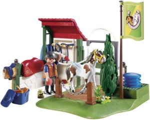 Playmobil Σταθμός Περιποίησης Αλόγων (6929)