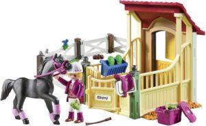 Playmobil Αραβικό Άλογο Με Στάβλο (6934)