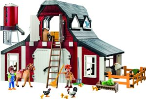 Playmobil Αγρόκτημα Με Σιλό (9315)