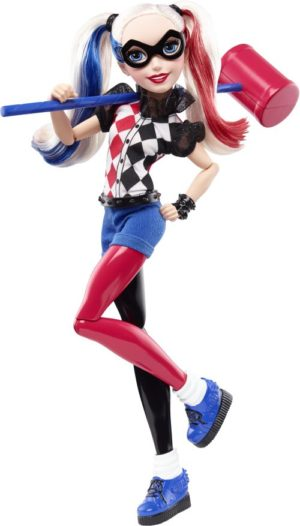 DC Super Hero Girls Συλλεκτική Harley Quinn 30cm (DLT65)