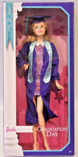 Barbie Συλλεκτική Ημέρα Αποφοίτησης (FJH66)