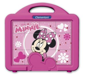 Clementoni Κυβοι 12 τμχ Disney-Minnie Club House (41340)