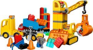 LEGO Duplo Big Construction Site (10813)