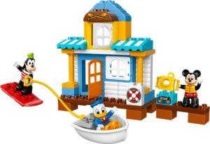 LEGO Duplo Mickey & Friends Beach House (10827)