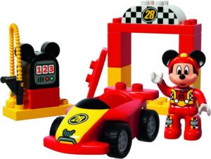 LEGO Duplo Mickey Racer (10843)
