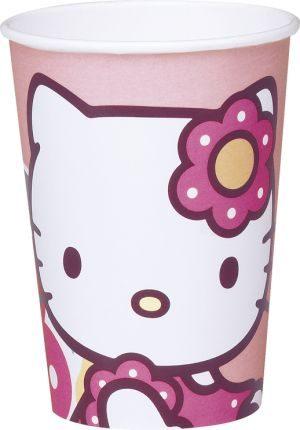 Ποτήρια 200ml Hello kitty Bamboo 10 Τμχ (118122)