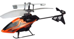 Silverlit Τηλεκατευθυνόμενο Ελικόπτερο I/R Air Spiral Με Υπέρυθρες (2Ch)-(7530-84689)