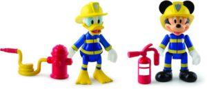 M.C.H. 2 Φιγούρες Σετ Διάσωσης Mickey & Donald (1003-81908)