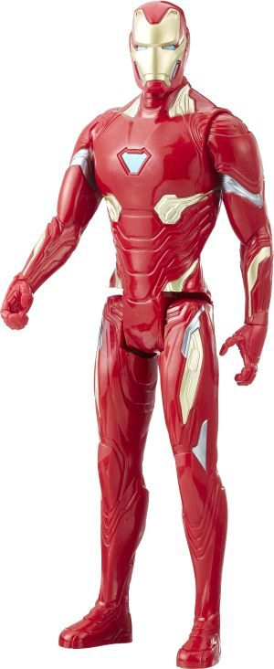Avengers Movie Titan Hero Power Fx Figure-4 Σχέδια (E0570)
