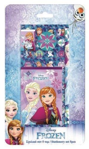 Frozen Σετ Σχολικό 5Τμχ-2 Σχέδια (0561830)
