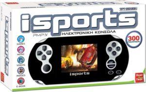 Ηλεκτρονική Κονσόλα I Sport Pmp IV (8014-1099)