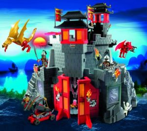 Playmobil Μεγάλο Ασιατικό Κάστρο (5479)