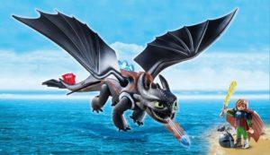 Playmobil Dragons Ο Ψάρης & Ο Φαφούτης (9246)
