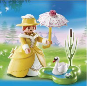 Playmobil Special Plus Βικτοριανή Κυρία & Κύκνος (5410)