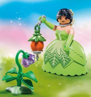 Playmobil Special Plus Πριγκίπισσα Των Λουλουδιών (5375)