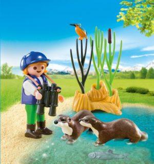 Playmobil Special Plus Παιδάκι Με Ενυδρίδες (5376)