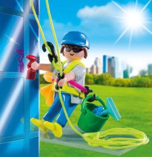 Playmobil Special Plus Καθαριστής Τζαμιών (5379)