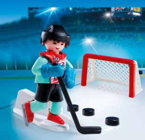 Playmobil Special Plus Αθλητής Ice Hockey (5383)