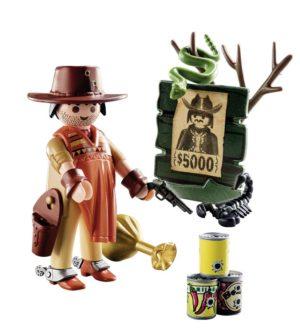Playmobil Special Plus Κυνηγός Επικηρυγμένων (9083)