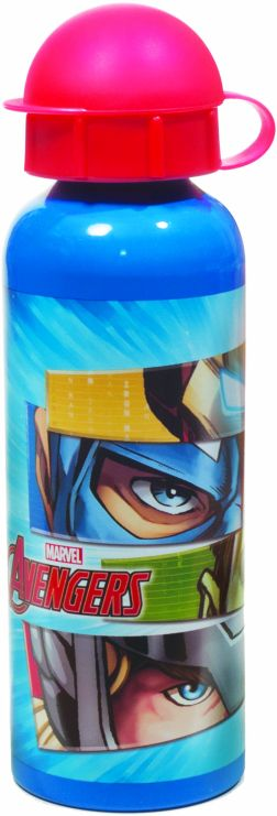GIM Παγούρι Αλουμινίου Avengers 520ml (557-51232)