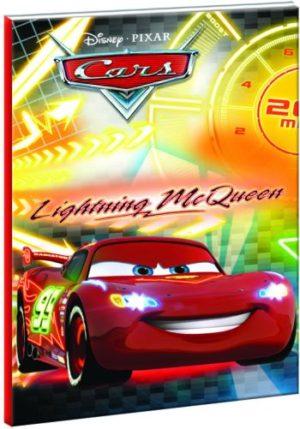 Cars Neon Τετράδιο 17x25 (341-51400)