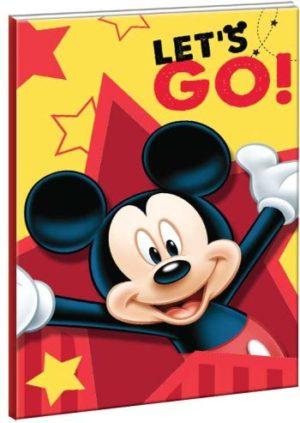 Mickey Street Smart Τετράδιο 17x25 (340-70400)