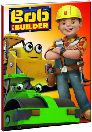 Bob The Builder Τετράδιο 17x25 (349-40400)