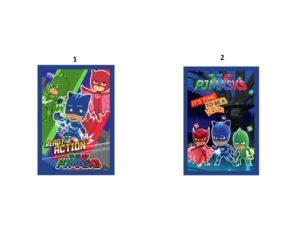 PJ Masks Τετράδιο Καρφίτσα 17x24cm 40 Φύλλων-2 Σχέδια (00484010)