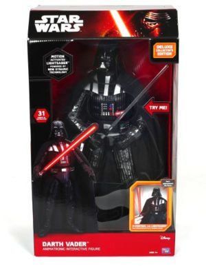 Star Wars Interactive Darth Vader (13431)