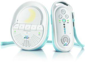 Philips Avent Συσκευή Παρακολούθησης Μωρού Dect (SCD505/00)