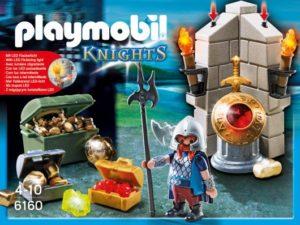 Playmobil Φρουροί Του Βασιλικού Θησαυρού (6160)