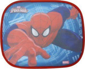 Spiderman Ηλιοπροστασία Αυτοκινήτου Σετ 2Τμχ (0500591)