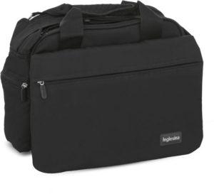 Inglesina Τσάντα Αλλαξιέρα My Baby Bag Black (AX90D0BLK)