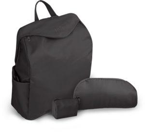 Smart Trike toTs Τσάντα Αλλαξιέρα Posh Bags-Μαύρη (100600)