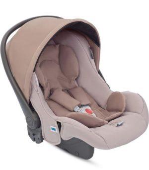 Inglesina Κάθισμα Αυτοκινήτου Huggy Multifix 0+ Ecru (AV35H6ECU)