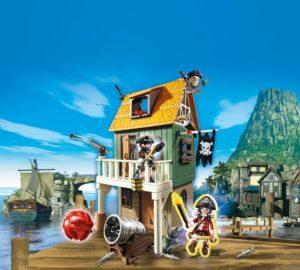 Playmobil Super 4 - Η Ρούμπι & Το Σπίτι της (4796)