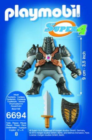 Playmobil Super 4 - Σιδερένιος Γίγαντας (6694)