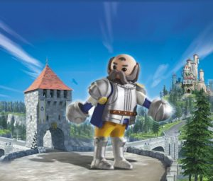 Playmobil Super 4 - Φρουρός Σερ Λούντβιχ (6698)
