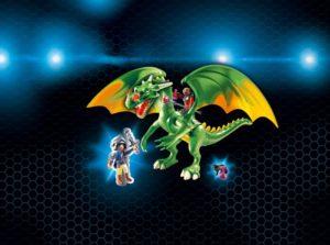 Playmobil Super 4 O Άλεξ Με Τον Πράσινο Δράκο (9001)