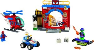 LEGO Juniors Spiderman Hideout (10687)