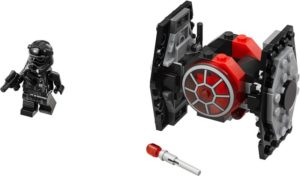 LEGO Star Wars First Order TIE Fighter Microfighter (75194)