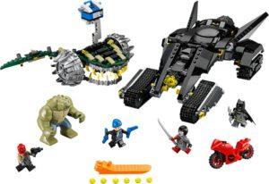 LEGO Super Heroes Batman: Killer Croc Sewer Smash (76055)