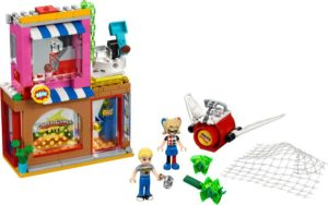 LEGO Super Heroes Girls Harley Quinn To The Rescue (41231)