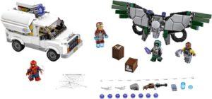 LEGO Super Heroes Beware The Vulture (76083)