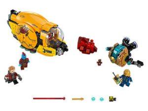 LEGO Super Heroes Ayesha's Revenge (76080)