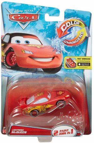 Cars Ice Racers Color Changers Αυτοκινητάκια-6 Σχέδια (CKD15)