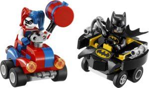 LEGO Super Heroes Mighty Micros: Batman vs. Harley Quinn (76092)