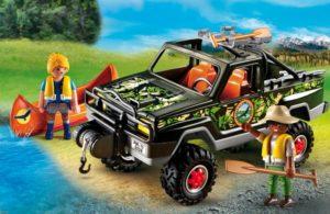 Playmobil Όχημα Pick-up (5558)