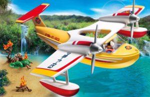 Playmobil Πυροσβεστικό Υδροπλάνο (5560)